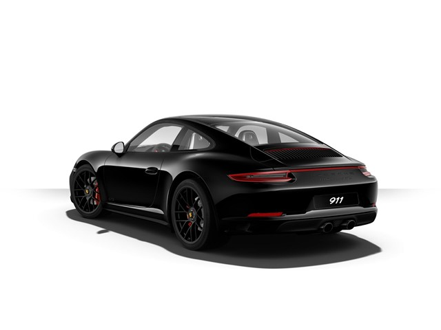 New 2019 Porsche 911 Carrera 4 GTS
