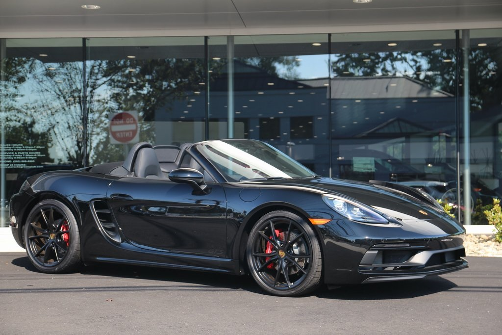 f6af2ce7e432 New 2019 Porsche 718 Boxster GTS 2D Convertible in Greenwich  5316 ...