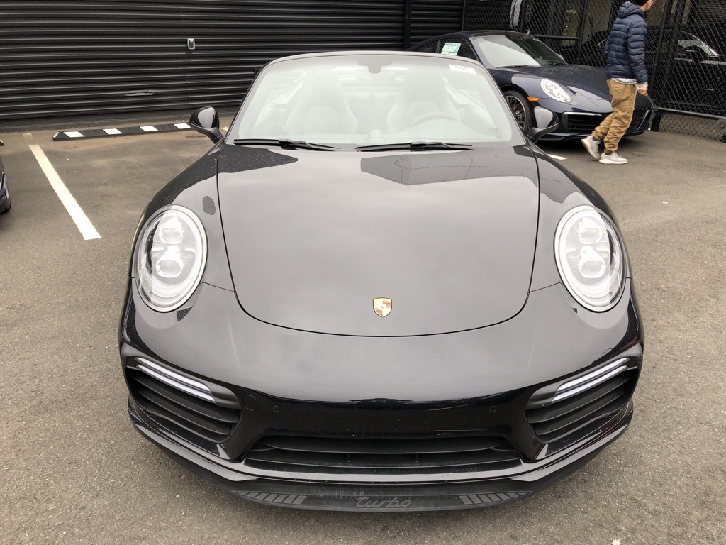New 2019 Porsche 911 Turbo